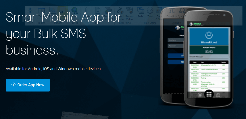 Sendroid Mobile - Mobile App for Bulk SMS Portals